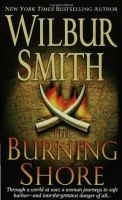 Wilbur Smith - The Burning Shore - MP3 Audio Book on Disc