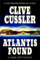 Clive Cussler-Atlantis Found-mp3 Audio Book on Cd