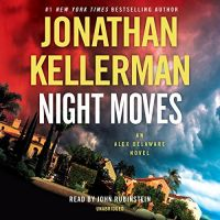 Jonathan Kellerman - Night Moves - Audio Book - on CD