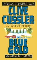 Clive Cussler-Blue Gold-mp3 Audio Book on Cd