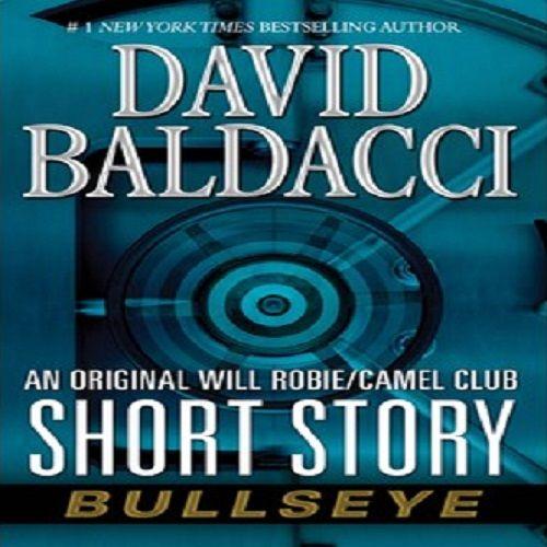 David Baldacci-Bullseye-Audio Book